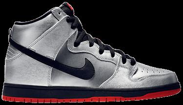 03d09049a0cd Dunk High Pro SB  Steel Reserve  - Nike - 305050 027