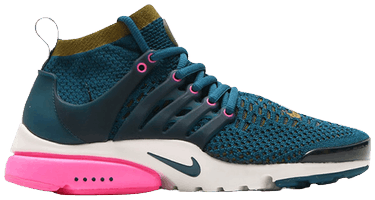 competitive price 5a1f1 50d9b Wmns Air Presto Flyknit Ultra