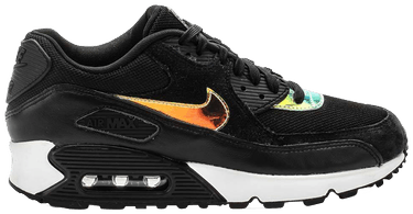 Nike Air Max 90 Premium Black Ivory Hologram