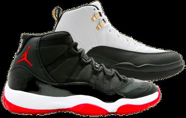 on sale 149de 6eb5d Air Jordan 12 11 Retro  Countdown Pack