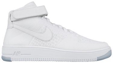 pretty nice e67fa c2ddb Air Force 1 Ultra Flyknit Mid 'White'