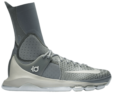 outlet store 8c66a e666e KD 8 Elite 'Tumbled Grey'