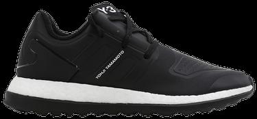 c29e82c396ca6 Y-3 PureBoost ZG  Black . Japanese designer Yohji Yamamoto and adidas  unveiled ...