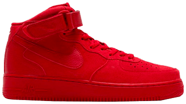 Force Air Mid '07 October' 1 'red vnmwN80