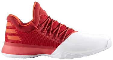 8cdf45d8f568 Harden Vol. 1  Home . adidas released a signature shoe for James Harden  that pays tribute to the Houston Rockets.