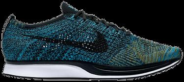 4031b52557ed Flyknit Racer  Blue Glow  - Nike - 526628 405