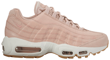best sneakers a4366 78e3c Wmns Air Max 95 Premium 'Pink Oxford' - Nike - 807443 600 | GOAT