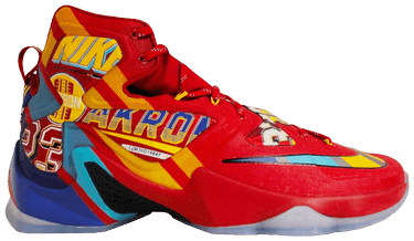 14b8f0e080f LeBron 13 Promo  EYBL  - Nike - 843801 696