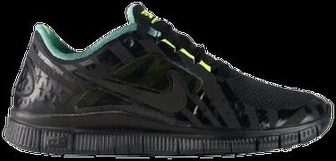 cb061cd52bae Free Run + 3 Hurley NRG - Nike - 553548 003