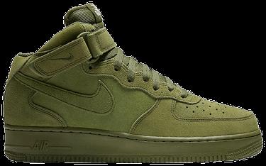 differently 5daa3 4b402 Air Force 1 Mid  07  Legion Green . Nike