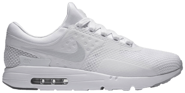 meet be090 d8f3b Air Max Zero 'Triple White' - Nike - 876070 100 | GOAT