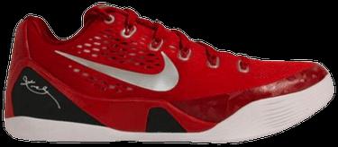 premium selection e33d3 03261 Kobe 9 EM TB  Gym Red