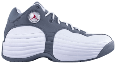 separation shoes 85167 85f75 Jordan Jumpman Team 1 'White Red Grey'