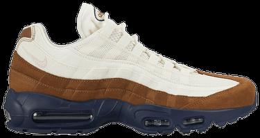 sports shoes c6ce0 4b3ec Air Max 95 Premium 'Ale Brown'