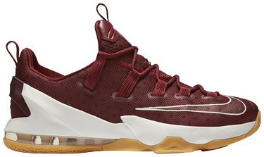 a6a5159d6c2 LeBron 13 Low  Team Red  - Nike - 831925 610