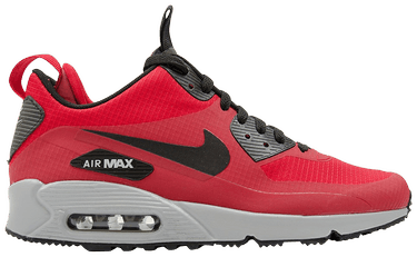 Air Max 90 Mid Winter 'Gym Red' Nike 806808 600 | GOAT