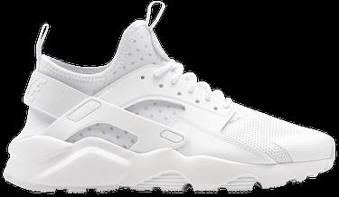 2b6582b211998 Air Huarache Run Ultra  Triple White  - Nike - 819685 101