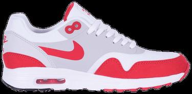 d54020d1e8 Wmns Air Max 1 Ultra 2.0 LE 'White Red' - Nike - 908489 101 | GOAT