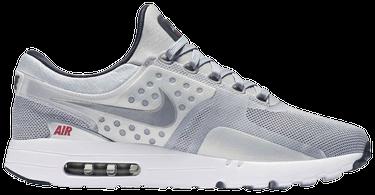 detailed look 07b7a 3d3d2 Air Max Zero QS 'Silver Bullet' - Nike - 789695 002 | GOAT