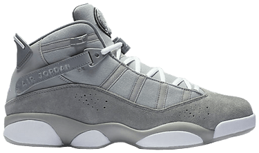 a09ea765873916 Jordan 6 Rings  Cool Grey  - Air Jordan - 322992 014