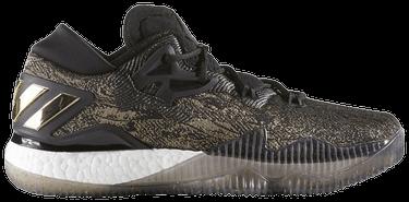 ed7a558c4c67 Crazylight Boost Low 2016  Black Gold  - adidas - B39061