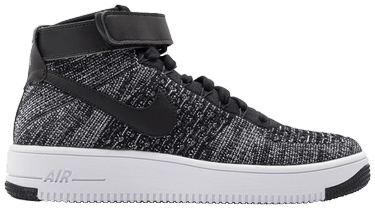 new concept 55e5f 917af Air Force 1 Ultra Flyknit Mid 'Oreo'