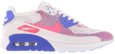 buy online 51f91 eee01 Wmns Air Max 90 Ultra 2.0 Flyknit  Racer Pink