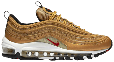 49b8675939 Air Max 97 OG QS GS 'Metallic Gold' - Nike - 918890 700   GOAT