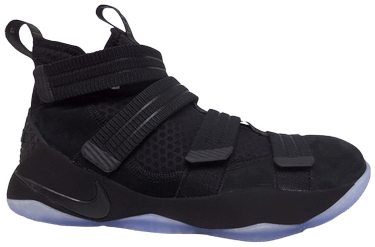 4b12d656ed0 LeBron Soldier 11  Prototype  - Nike - 897646 001