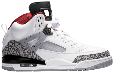 the latest 69dd1 a179a Jordan Spizike  White