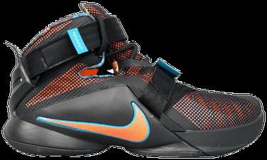 best sneakers 05694 018c1 LeBron Soldier 9 'OKC'
