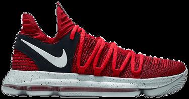 96331288d565 KD 10  Red Velvet  - Nike - 897815 600