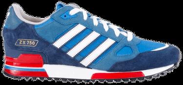 2dfe1fa31 ZX 750  Blue Bird  - adidas - G96718