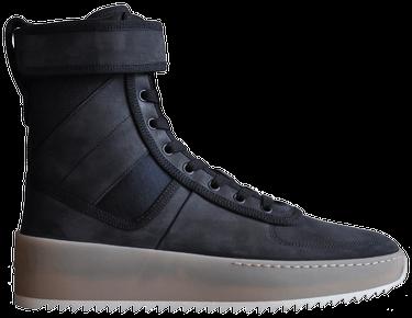 separation shoes 4bd15 39efb Fear of God Military Sneaker  Black Gum