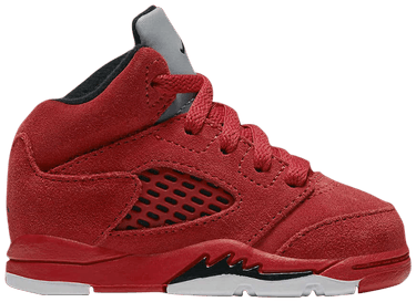 cheap for discount 249e9 49816 Air Jordan 5 Retro TD 'Red Suede'