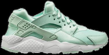 info for 764fd 9a60b Huarache Run SE GS  Mint Green
