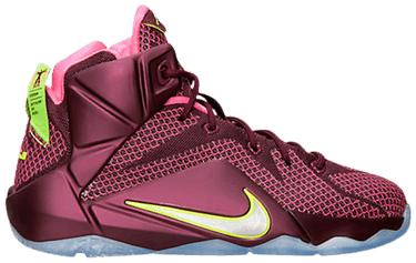 brand new ef50b 98082 LeBron 12 GS 'Double Helix' - Nike - 685181 600 | GOAT