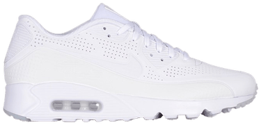 bf7b52ae Air Max 90 Ultra Moire 'Triple White' - Nike - 819477 111 | GOAT