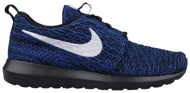 reputable site 32a27 79bde Wmns Roshe One NM Flyknit  Dark Obsidian