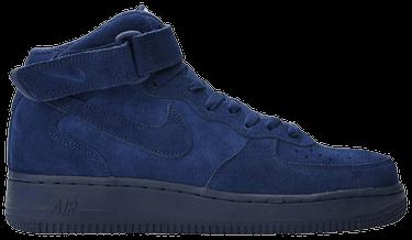 sports shoes 844e2 5fe8c Air Force 1 Mid '07 'Binary Blue' - Nike - 315123 410 | GOAT