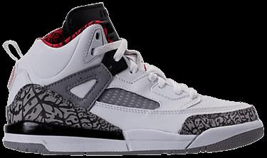 the latest 02073 2ef7e Jordan Spizike PS  White Cement