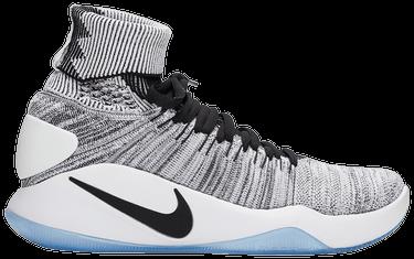 d7c75b7d1d43 Hyperdunk 2016 Flyknit  Black White  - Nike - 843390 010
