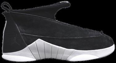 31f922f895894c PSNY x Air Jordan 15 Retro  Black Suede  - Air Jordan - 921194 011 ...