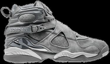 Gs 'cool Retro Jordan 8 Grey' Air IyvmYb7f6g