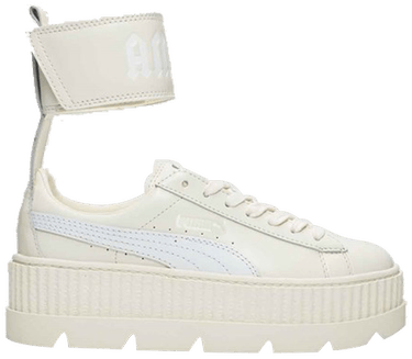 sports shoes a7725 75cd9 Fenty x Wmns Ankle Strap Creeper 'Vanilla Ice' - Puma ...
