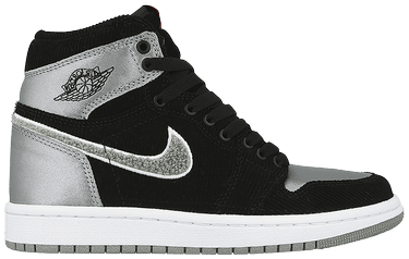quality design d3d6f b5416 Aleali May x Air Jordan 1 Retro High GG 'Shadow Grey'