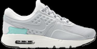 huge selection of 16f23 966b7 Air Max Zero Premium  Pure Platinum Grey . Nike