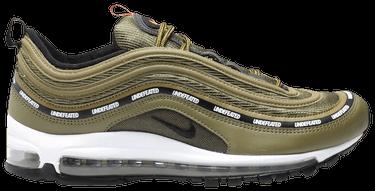 9997c0fee3 Undefeated x Air Max 97 OG 'Olive' - Nike - AJ1986 300 | GOAT