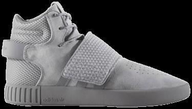 half off 1c228 76ddb Tubular Invader Strap 'Grey' - adidas - BB1396 | GOAT