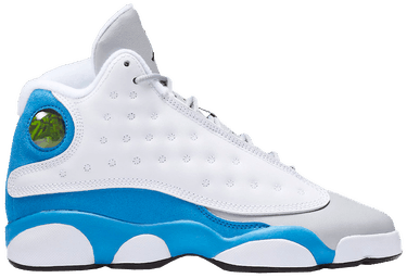 pretty nice 1093b 9137a Air Jordan 13 Retro GS 'Italy Blue'